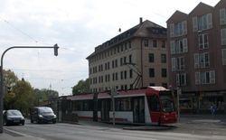 ADtranz #1114 arriving at Tiergartnertor