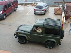 Land Rover SWOC