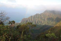 Waimea Canyon Road - Kalalau Lookout