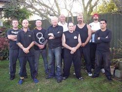 Instructor Raph's Crew