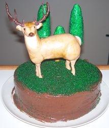 The Deer Cake