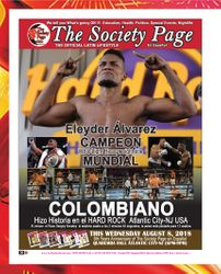 8 Years Anniversary The Society Page en Espanol