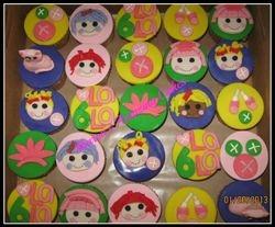 CC36 -La-La Loopsy Cupcakes