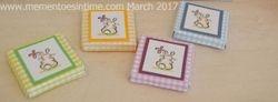 Mini Easter Boxes