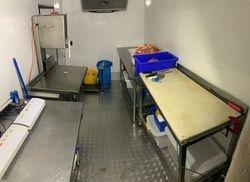 Butchering Truck