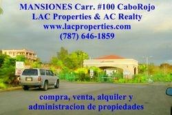 Mansiones en la  #100 de Cabo Rojo $272k omo