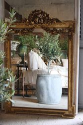 SOLD #19/210 Mirror Louis XVI SOLD