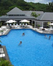 Muri Beach Club Hotel Piscine2