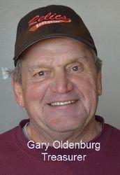 Gary Oldenburg - Treasurer