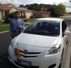 Driving School Cranbourne -Toyota Yaris - Manual Transmission