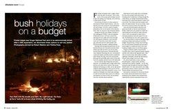 Getaway Magazine 2012