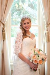 My gorgeous Bride Lindsey