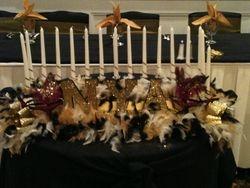 Sweet 16 candelabras