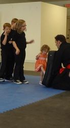 Littlest Kung Fu Player
