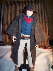 Cowboy by Steve T