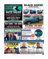 BLACK HORSE AUTO SALES / A&M MULTISERVICES / LA MODA UNISEX BARBERSHOP