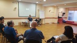Master y training en PNL