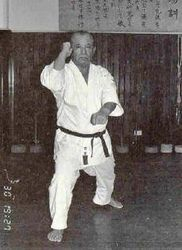 Miyazato Eiichi, Sanseiru Kata