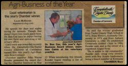 2011 Agri-Business of the Year