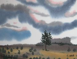 Wet Clouds