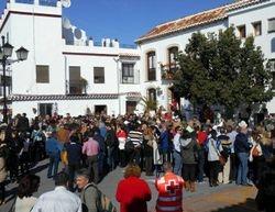 Comares Main square