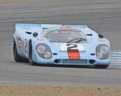 Race winning 1969 Porsche 917K