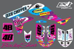 Dixie Chopper's Bailey Shea