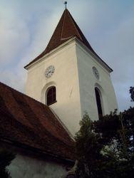 De toren boven de viering 2007