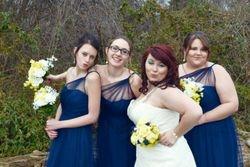 Krystal & Chase - Bridesmaids
