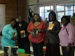 Savvy President & Vice Presidetn with Authors