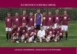 Ilchester U14 2005-06