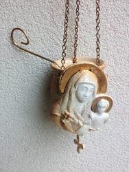 Kandilo Bogorodice sa Isusom u narucju