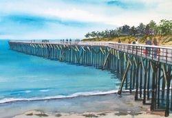 San Simeon Pier - North