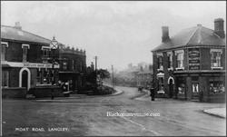 Langley, Oldbury. c1909