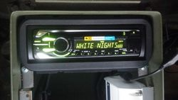 JL Audio and Sony system installed in a WWII Military Vehicle