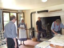 atelier pain avec la Communauté