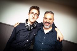 DJ Benjamin et DJ François
