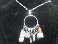 Hunters Charms Necklace