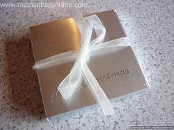 Box Card Silver