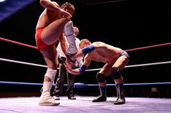 Matt Striker v Johnny Kidd