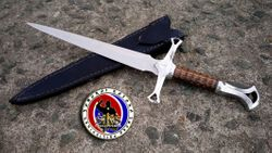 Custom Made European Medieval Daggers