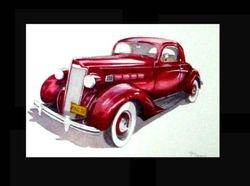 1932 Packard   I/D 210B