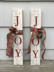 JOY signs