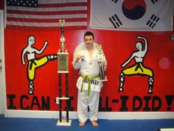 03-11-2012 Championship Kyle Sweeney 1st pl Breaking 2 nd pl Fighting