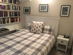 Second Bedroom and library