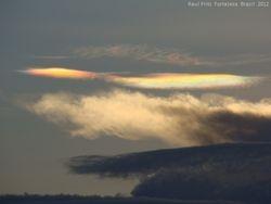 Pileus iridescent cloud - 4