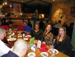 THE 350 GROUP 3rd ANNUAL XMAS DINNER