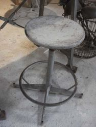 15/294 Industrial Stool SOLD