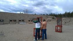 And more shooting lessons