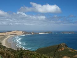 West View from Cape Reinga